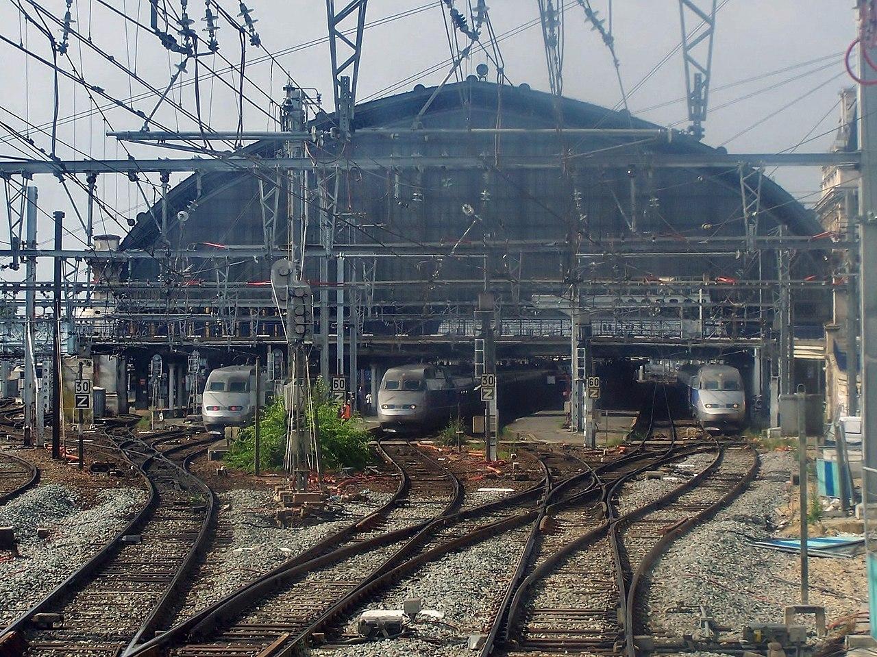 bordeaux vasútállomás