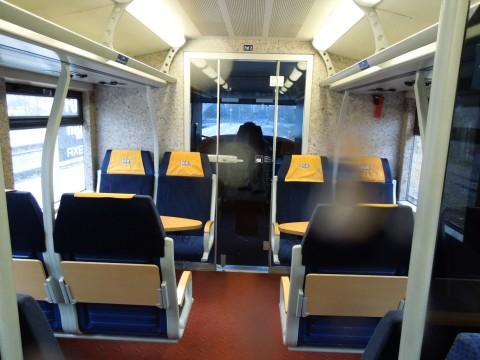 Első osztályú utastér