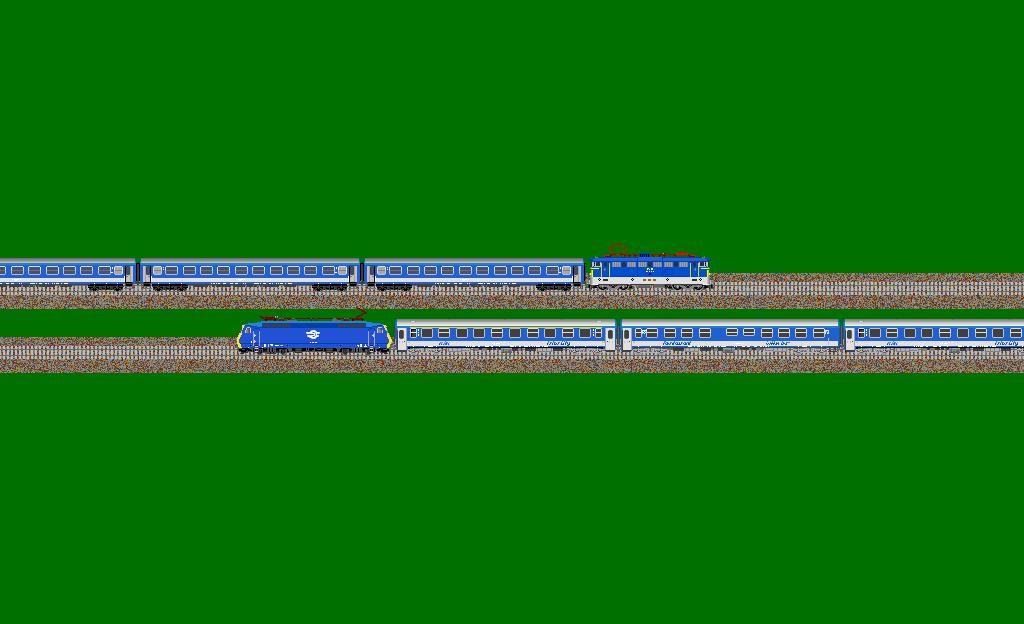 JBSS Bahn MÁV V48 sorozat