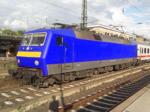DB 120 sorozat kék fantázia