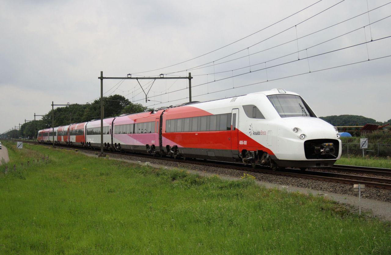 AnsaldoBreda V250 motorvonat
