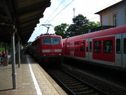 DB 111 sorozat Tutzing