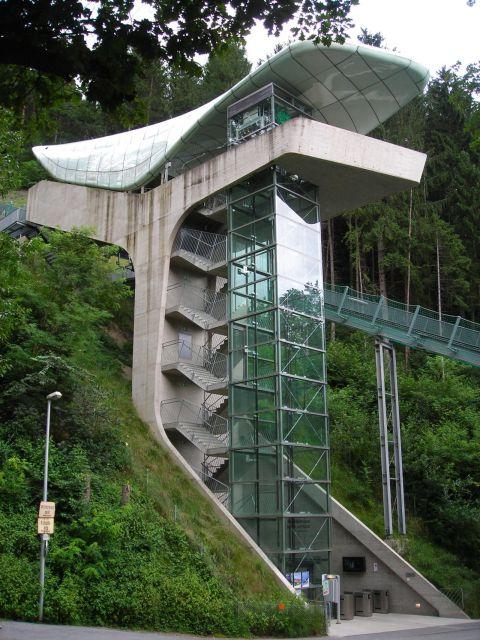 Innsbruck siklóvasút