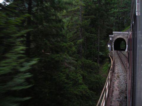 Mittenwaldbahn alagút