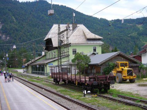 Mittenwaldbahn Scharnitz