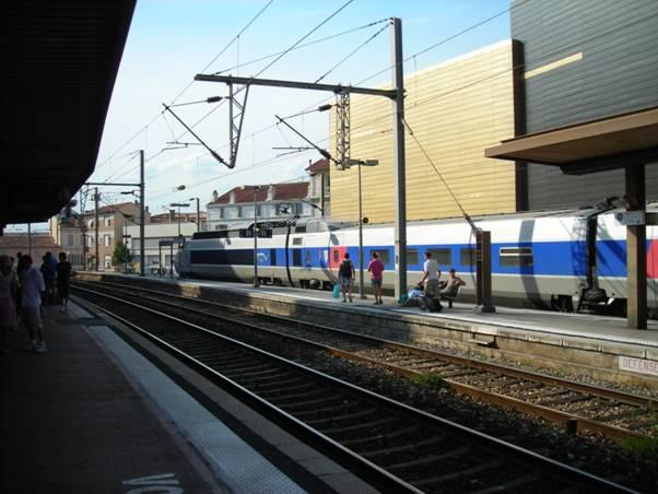 Fréjus állomás
