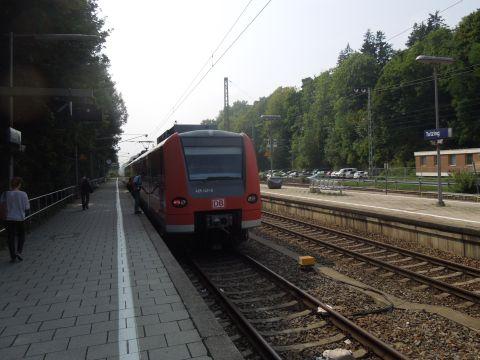 Tutzing S-Bahn