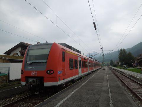 Kochel am See állomás