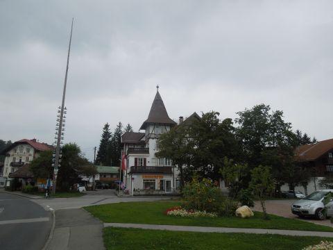 Kochel am See városközpont