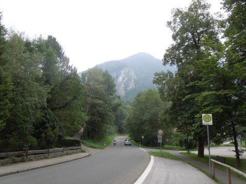 Kochel am See-ből kivezető főút