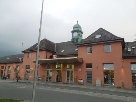 Garmisch-Partenkirchen vasútállomás