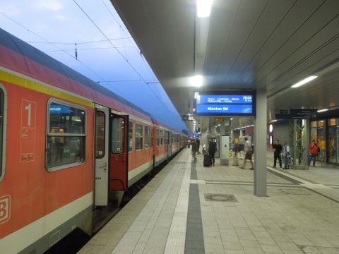 Regionális vonat