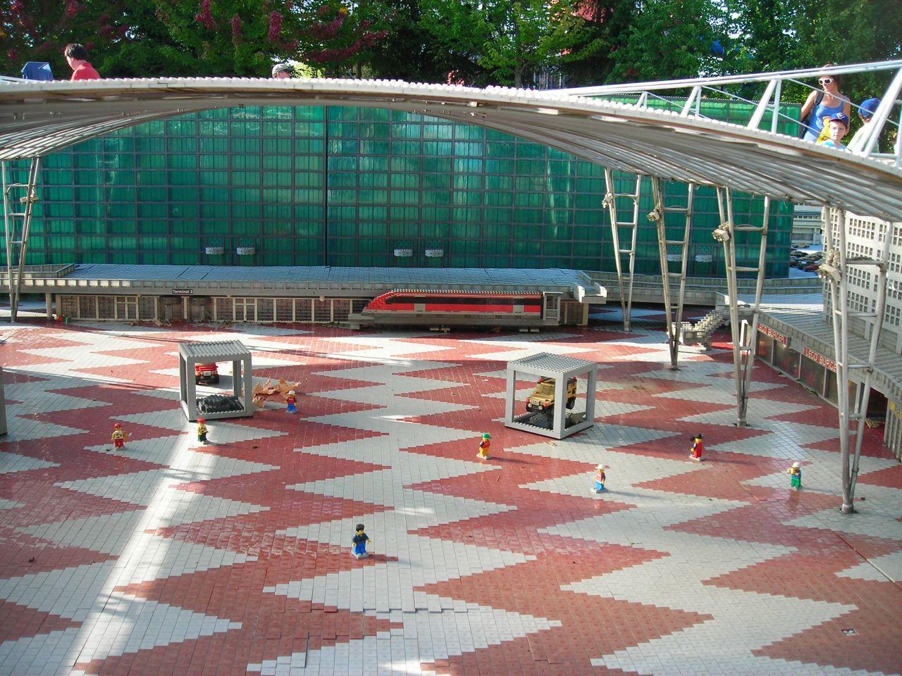 Legoland münchen transrapid
