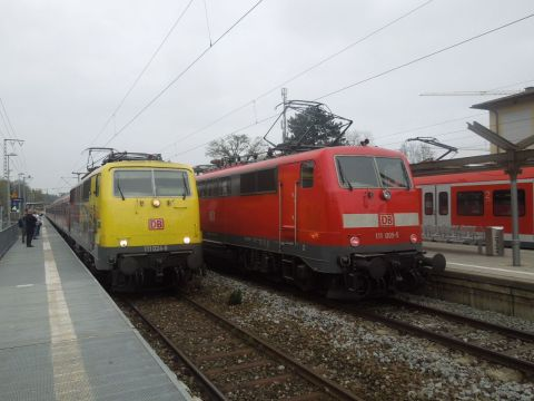 Tutzing DB 111