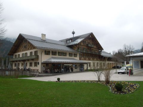 Schloss Linderhof vendégház