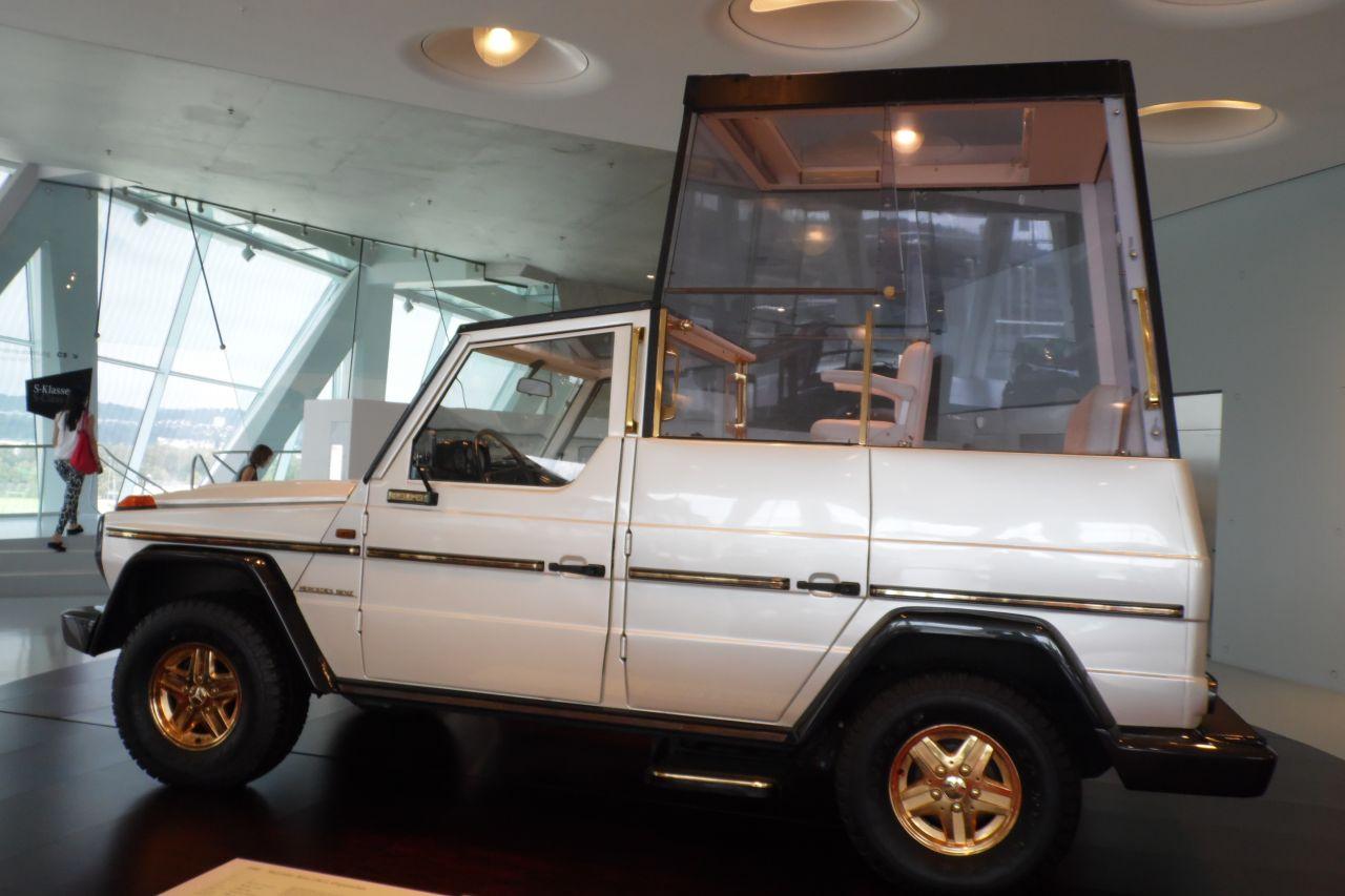 mercedes múzeum pápa mobil Mercedes G osztály