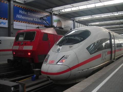 DB 120 és ICE 3