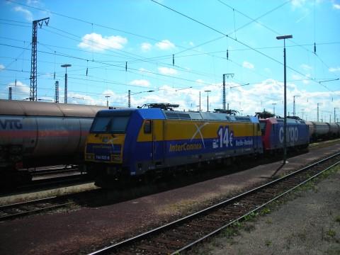 magánvasúti mozdony