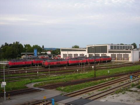 Mühldorf állomás