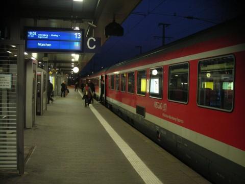 A München-Nürnberg expressz
