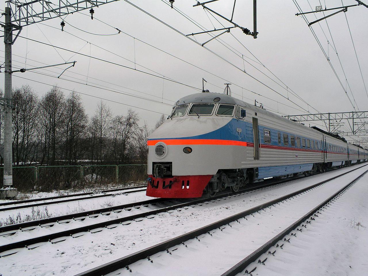 ER200 oroszország