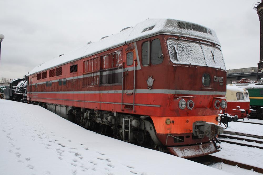 Tep80 sorozat dízelmozdony oroszország