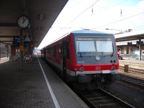 DB 626 Passau