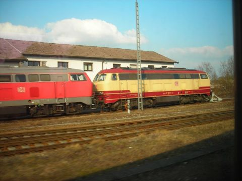 Mühldorf DB 218