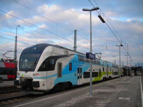 Westbahn Kiss motorvonat