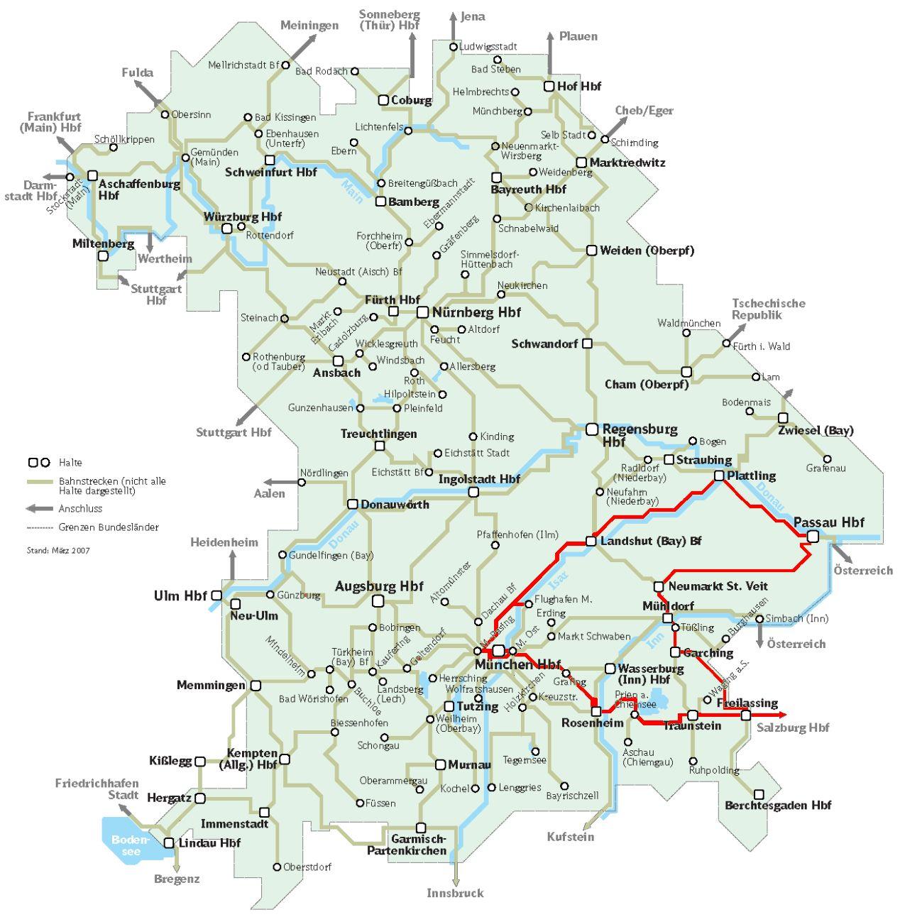 Passaui Kirandulas Vonattal Termeszetesen