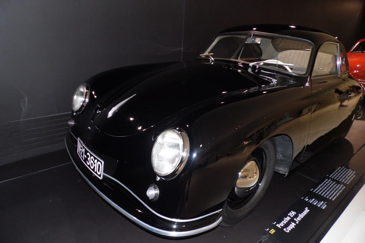 Porsche 356 Coupe múzeum
