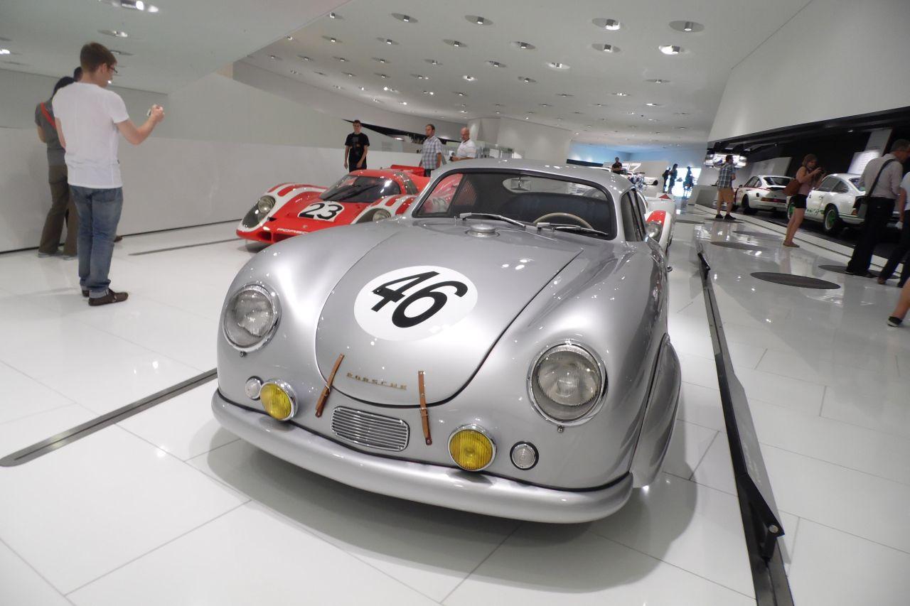 porsche 356 múzeum