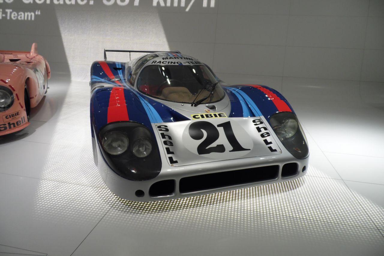 porsche 917 múzeum