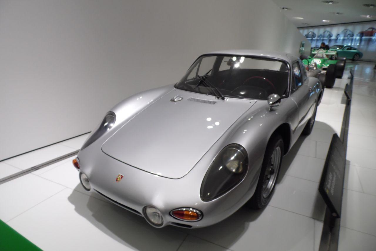 porsche 356 Carrer amúzeum