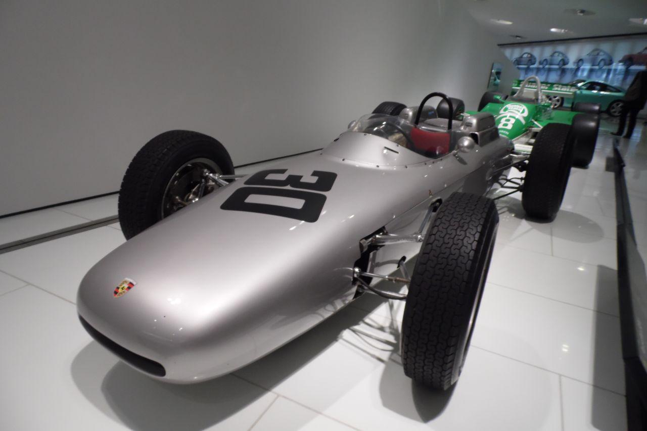 porsche 804 Forma 1múzeum