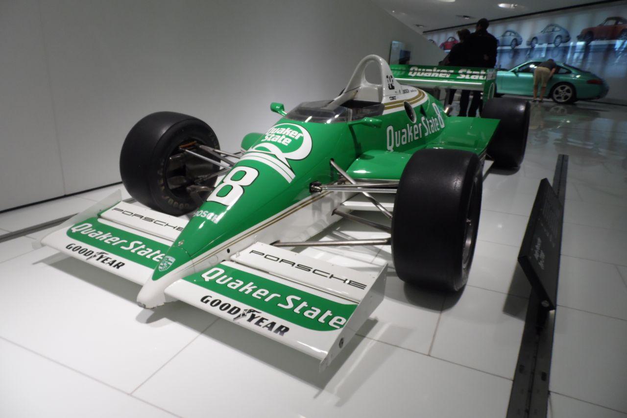porsche Forma-1 múzeum
