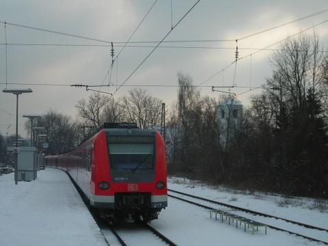 Herrsching és az S8-as S-Bahn