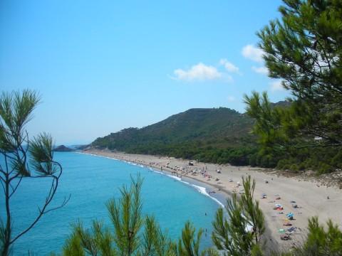 Spanyol tengerpart