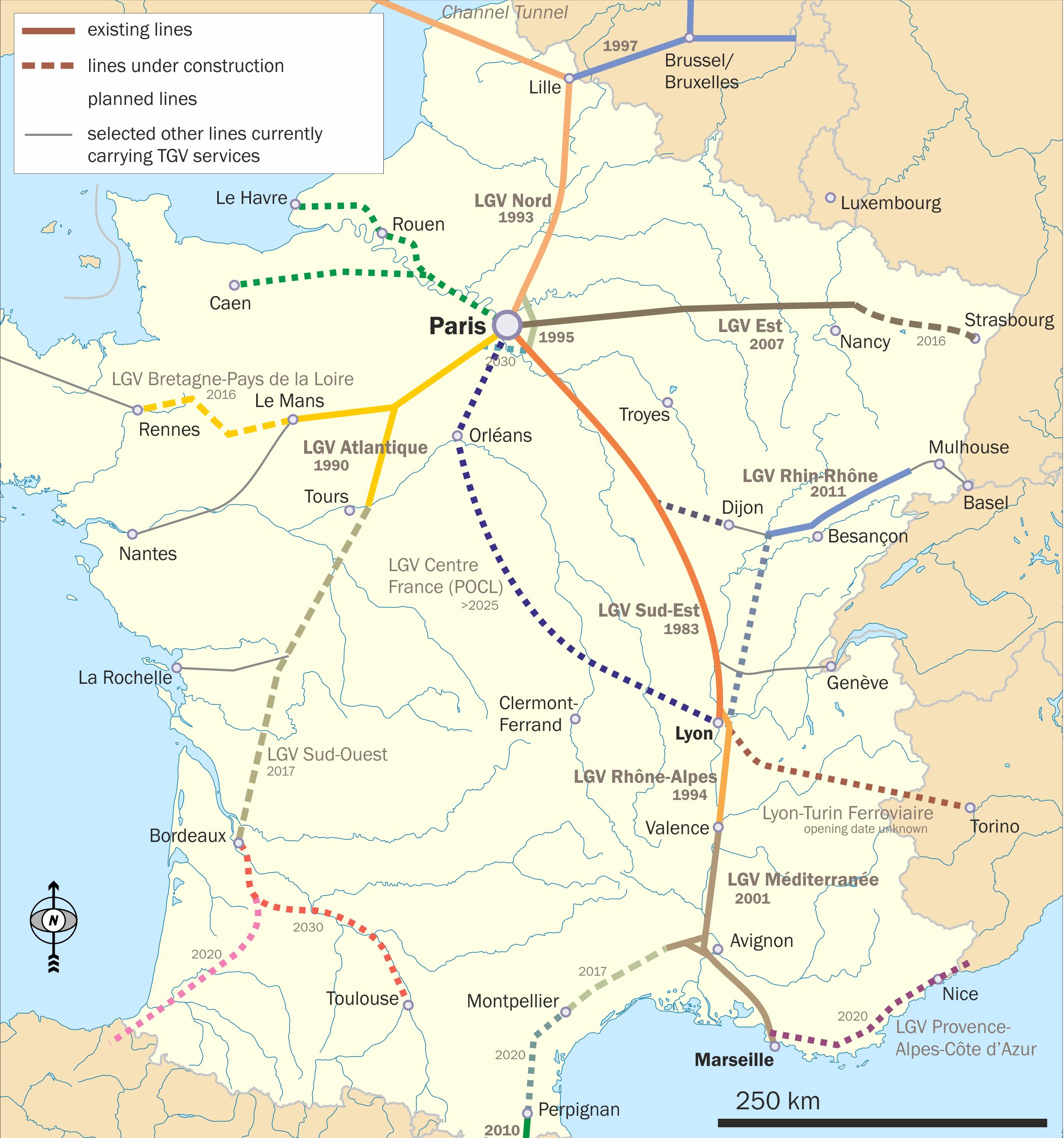 Francia sebességkorlátozási kérdések