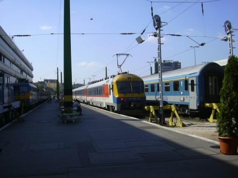 A Déli-pályaudvar