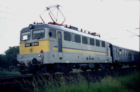 MÁV V43 1299