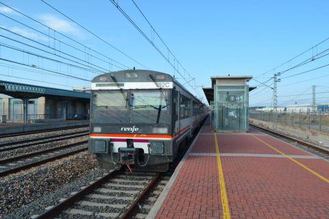 Laldea-Amposta-Tortosa állomás, elágazás Tortosa felé
