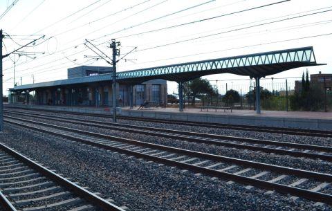 Laldea-Amposta-Tortosa állomás