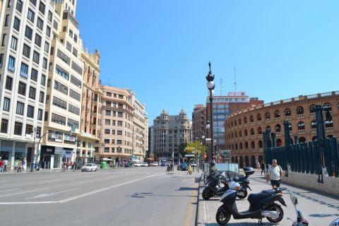 Valencia Plaça de Bous de València