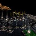 X-Wing - EPIKus űrcsata a konyhaasztalon