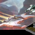 Concord Dawn védelmezője - a Fang Fighter