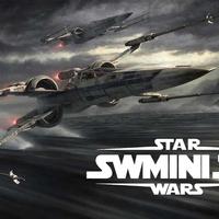 X-Wing:  SWMINI Esemény - Új pilóták vs. Öreg rókák