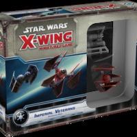 X-Wing: Imperial Veterans bemutató