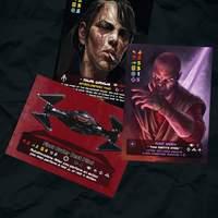 Támogasd a Vörös Ötös média birodalmat alt art kártyáért cserébe!