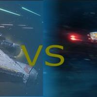 X-Wing meccselemzés -06- A Ghost legénysége Ahsokával a Gold Squadron ellen